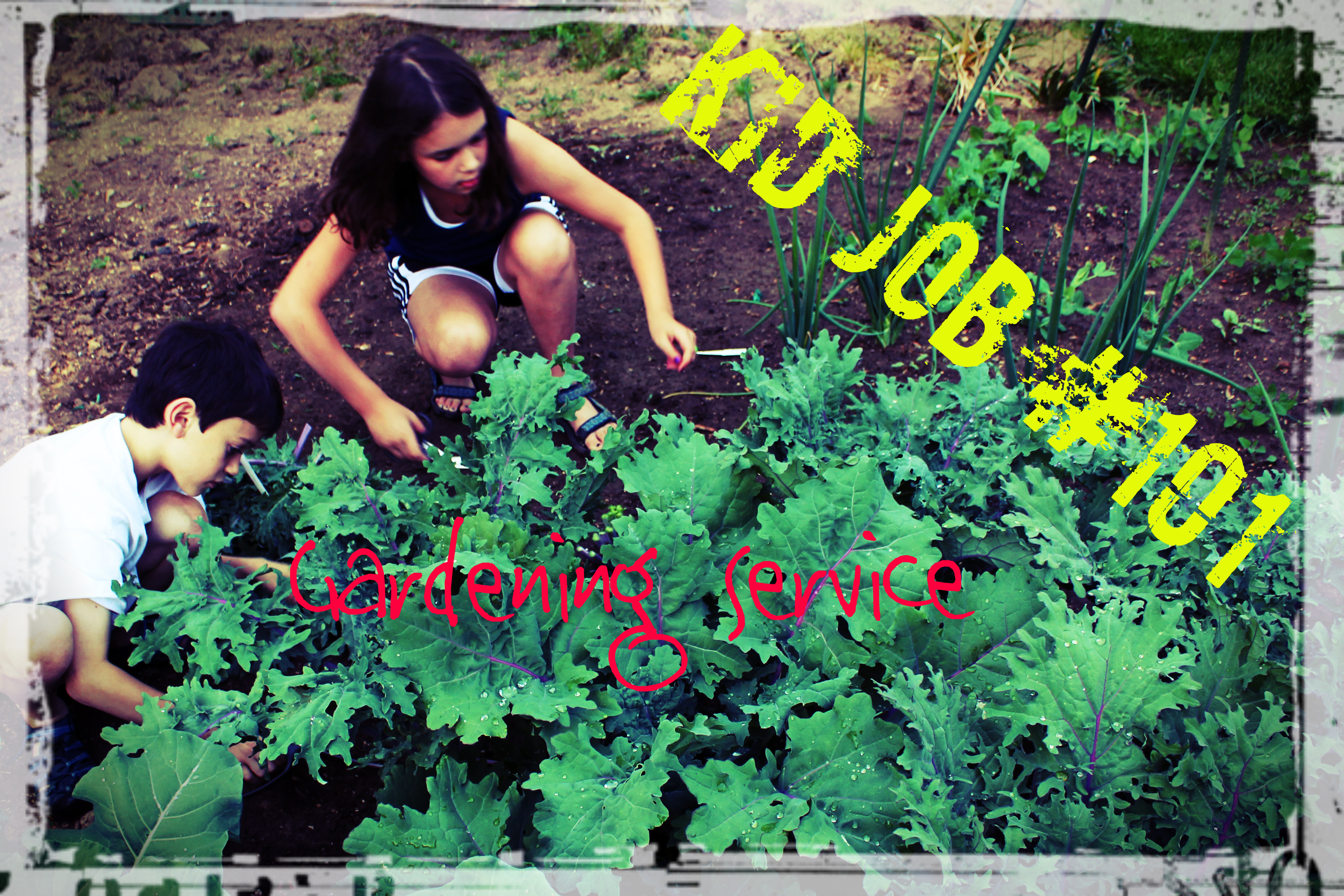Method 10 quick easy garden work is a great kids start for How to get money easily as a kid